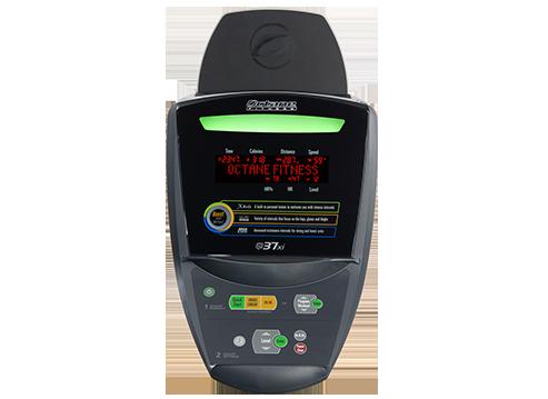 Octane Q37Xi Elliptical console