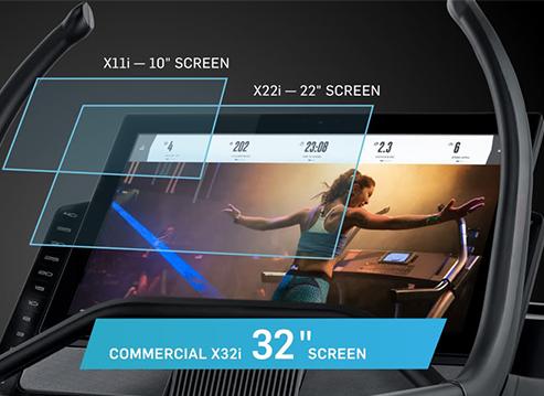 NordicTrack X32i Treadmill
