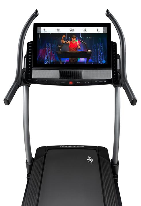NordicTrack X32i Treadmill Front