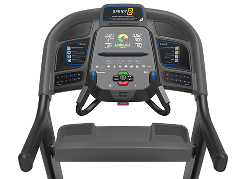 Horizon 7.8 AT Treadmill Console
