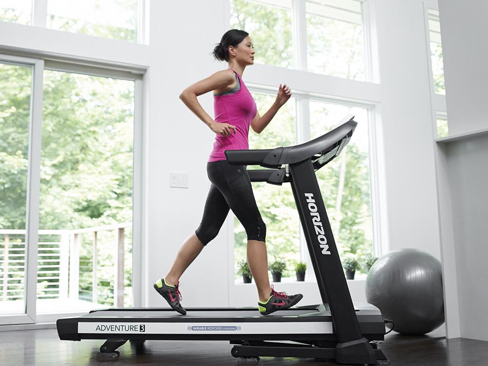 Treadmill Metabolic Workout