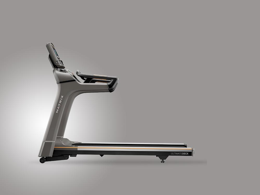 Matrix T50 Treadmill with XIR Console - Award Winning Treadmill Review