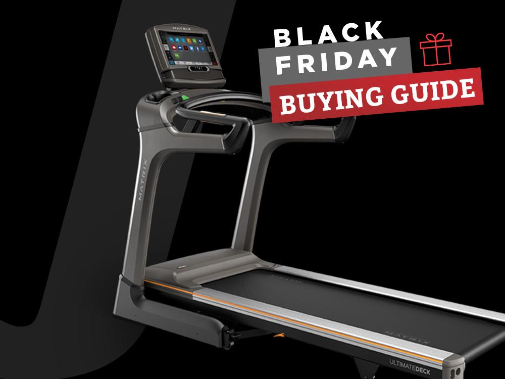 Black Friday Treadmill Deals 2018
